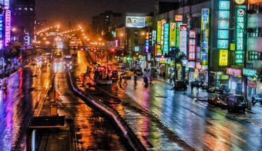 【台湾風俗】台湾美女は林森北路にアリ!?知られざる日本人街の高級KTVに潜入!